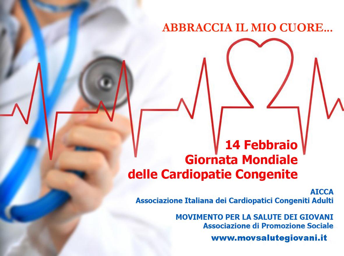 Giornata Mondiale delle Cardiopatie Congenite
