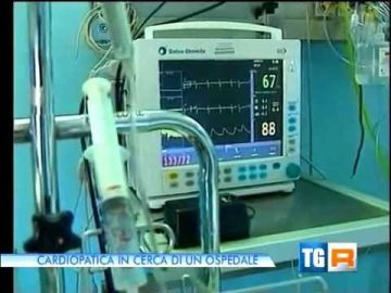 """TG3 del 22 aprile 2014 - Carenze Assistenziali per i Giovani Cardiopatici Siciliani """"GUCH"""""""