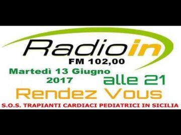 RADIO IN - SOS TRAPIANTI CARDIACI PEDIATRICI