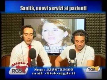 CARDIOPATICI CONGENITI SICILIANI - DITELO A RGS 8 AGOSTO 2014